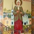 Память святой блаженной Ксении Петербуржской