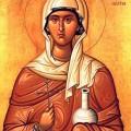 Память святой великомученицы Анастасии Узорешительницы