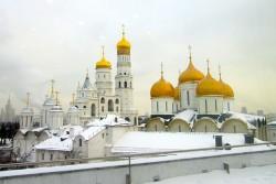 Моя поездка в Москву