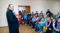 Воскресная школа Свято-Георгиевского храма начала новый учебный год в новом здании