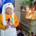 В приходе Свято-Георгиевского храма провели акцию против абортов