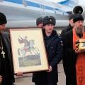 Святой великомученик Георгий Победоносец благословил Южный Урал