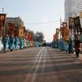 Свято-Георгиевцы приняли участие в общегородском крестном ходе в честь Казанской иконы Божьей Матери