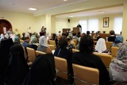 Свято-Георгиевцы приняли участие во Втором съезде педагогов воскресных школ