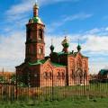 Служба милосердия Свято-Георгиевского храма подружилась с приходом Александро-Невской церкви