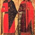 Память святых князей-страстотерпцев Бориса и Глеба