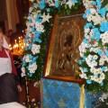 Свято-Георгиевцы отслужили молебен с акафистом Феодоровской иконе Божией Матери
