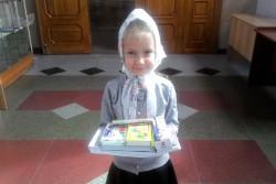 Прихожане Свято-Георгиевского храма помогли подготовиться к школе