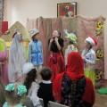 В Свято-Георгиевском храме прошёл детский Пасхальный праздник
