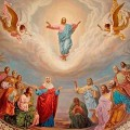 Вознесение Господне – праздник великой радости и великой надежды. Путь, ведущий на Небо…