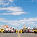 Свято-Георгиевцы приняли участие в общегородском крестном ходе в честь святых равноапостольных Кирилла и Мефодия