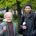 В Челябинске прошла благотворительная акция «Белый цветок»
