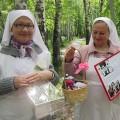 Социальный отдел Челябинской епархии продолжил благотворительную акцию «Белый цветок»