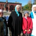 В Свято-Георгиевском храме прошёл приходской праздник