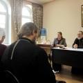 Социальный отдел Челябинской епархии провёл совещание социальных работников