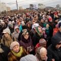 Свято-Георгиевцы – на общегородском крестном ходе в честь Казанской иконы Божьей Матери