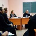 В ЮУрГГПУ обсудили различные аспекты социального служения Церкви