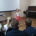 В воскресной школе Свято-Георгиевского храма прошёл праздничный концерт
