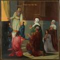 Введение в храм Пресвятой Владычицы нашей Богородицы и Приснодевы Марии