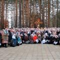 Я благодарю Господа за возможность побывать на Русской Голгофе…