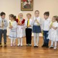 В приходе Свято-Георгиевского храма прошли рождественские детские праздники