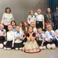 Свято-Георгиевцы приняли участие в Рождественском фестивале «Дары Богомладенцу»