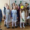 В приходе Свято-Георгиевского храма прошёл Пасхальный детский концерт