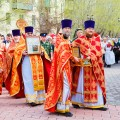 В Свято-Георгиевском храме – престольный праздник