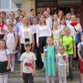 Свято-Георгиевцы приняли участие в епархиальном фестивале «Без любви жить нельзя»