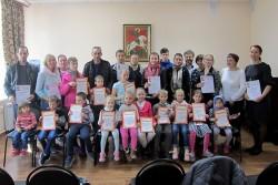 Воскресная школа Свято-Георгиевского храма закончила учебный год