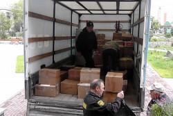 Социальный отдел Челябинской епархии отправил гуманитарную помощь пострадавшим от наводнения в Иркутской области