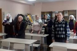 Службе милосердия Свято-Георгиевского храма исполнилось восемь лет