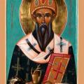 Святые Гурий Казанский, Савва Освященный и Анастасий Аквилейский. Прославляя Бога словом, подвигами и трудами