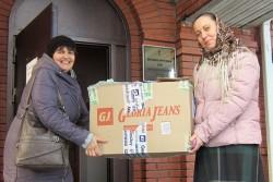 Социальный отдел Челябинской епархии продолжает совместную благотворительную акцию с «Gloria Jeans»