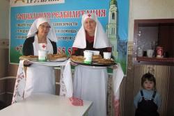 Свято-Георгиевцы поздравили  подопечных с Масленицей и Прощёным воскресеньем
