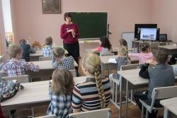 В воскресной школе Свято-Георгиевского храма отметили День православной книги