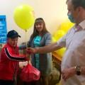 Социальный отдел Челябинской епархии наделил подарками 80 детей-инвалидов