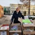 Социальный отдел Челябинской епархии отправил тёплые вещи в областной детский дом №2