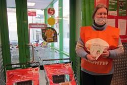 В Челябинске прошёл благотворительный марафон «Корзина доброты»