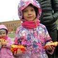 В приходе Свято-Георгиевского храма Челябинска на Пасху провели детский праздник