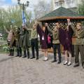 В приходе Свято-Георгиевского храма прошли концерт и выставка в честь святого Георгия Победоносца и Дня Победы