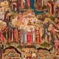 Неделя 2-я по Пятидесятнице. Память Всех святых, в земле Российской просиявших.
