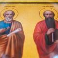 Память славных и всехвальных первоверховных апостолов Петра и Павла