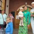 В приходе Свято-Георгиевского храма отметили День семьи, любви и верности