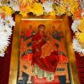 Чтимый список иконы Божией Матери «Всецарица»