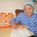 Социальный отдел Челябинской епархии и продовольственный фонд «Русь» раздали 500 продуктовых наборов