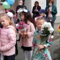 Священник Георгиевского храма поздравил слабослышащих детей с юбилеем школы и началом нового учебного года